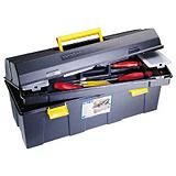 26-in. Toolbox With 1 Tray