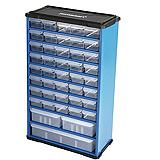 Mastercraft 43-Drawer Metal Cabinet
