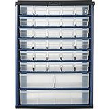 Mastercraft 33-Drawer Metal Cabinet
