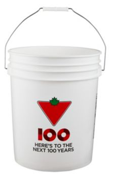 Canadian Tire Food Grade Approved Bucket 5 Gallon
