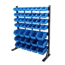 Mastercraft single side bin rack 47 pc canadian tire for Rack pour garage