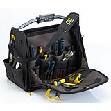 Kuny's 18-in LED Double Zipper Tool Bag