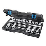 Mastercraft 20 Piece 3/4-in Drive Socket Set