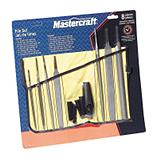 Mastercraft 8-piece File Set