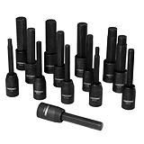 Mastercraft Impact Hex Bit Socket Set, 14-pc