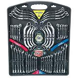 Maxtech Combination Wrench Set, 50-pc