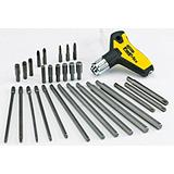 Stanley FatMax Ratcheting T-Handle Set, 30-Pc