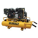 DeWalt 8 Gallon Gas Powered Air Compressor