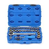 Mastercraft 41-piece Socket Set