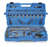 Mastercraft 184-piece Socket Set