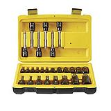 Stanley 26 Piece Black Chrome Torx Bit Soc...