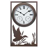 Outdoor Nature Clock, Assorted