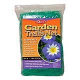 Select Plastic Garden Net, 6x12-ft