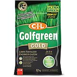 CIL Golfgreen Gold Lawn Fertilizer 26-0-6, 12 kg