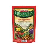 Jobes Organics Vegetable Fertilizer Spikes