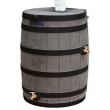 baril collecteur d 39 eau de pluie style whisky 190 l canadian tire. Black Bedroom Furniture Sets. Home Design Ideas