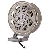 Yardworks Side-Mount Hose Reel
