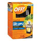 OFF! PowerPad Mosquito Lamp