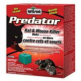 Wilson Predator Rat and Mouse Killer Bloks...