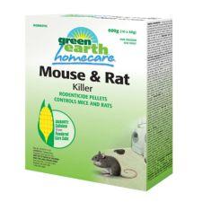 granul s pour souris et rats green earth 600 g canadian. Black Bedroom Furniture Sets. Home Design Ideas