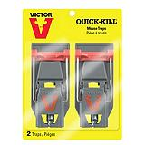 Quick Set Quick Kill Set Mouse Trap, 2-Pk