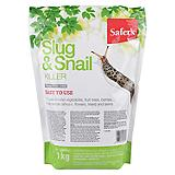Safers Slug and Snail Bait Killer, 1kg