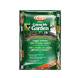 CIL Colour My Garden Natural Cedar Mulch