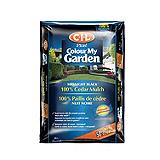 CIL Colour My Garden Cedar Mulch, Midnight...