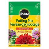 Miracle-Gro Premium Potting Mix