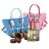 Assorted Grow Kids First Garden Kit, Tote and Tools