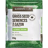 All-Purpose Grass Seed Mix, 8 kg