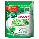 Scotts Turf Builder Starter™ Lawn Food for New Grass 24-25-4