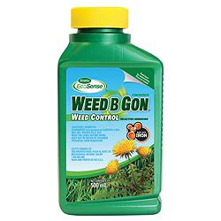 weed b gon spray instructions