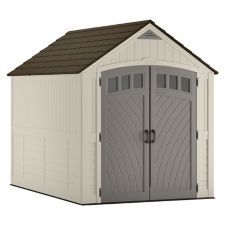 suncast covington shed 7 x 10 ft canadian tire