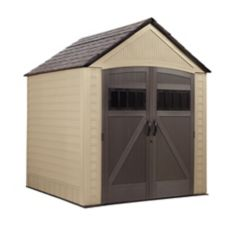 Rubbermaid Shed 7 X 7 Ft Canadian Tire