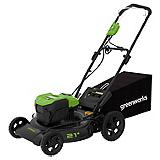GreenWorks 13 A 21-in Electric Lawn Mower