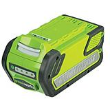 Batterie de tondeuse Greenworks, 40 V, au lithium-ion