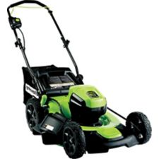 Greenworks 60v Lithium Brushless Cordless Lawn Mower 20