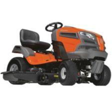 Tracteur de pelouse husqvarna 18 5 hp 42 po canadian tire for Canadian tire mon compte en ligne