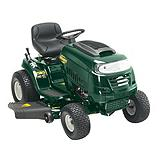 Yardworks 19.5 HP 42-in Lawn Tractor