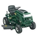 Yardworks 20 HP / 46-in Transmatic Lawn Tr...