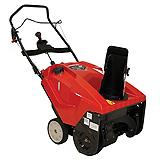 Troy-Bilt 208 cc 21-in Single Stage Snowthrower