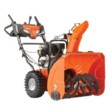Husqvarna 24 in 208cc 2 stage snowblower canadian tire - Matelas souffle canadian tire ...