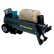 fendeuse de b ches lectrique yardworks 9 tonnes canadian tire. Black Bedroom Furniture Sets. Home Design Ideas