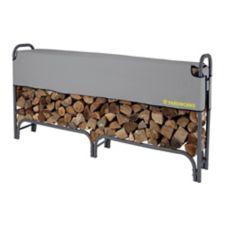abri bois de chauffage yardworks 8 pi canadian tire. Black Bedroom Furniture Sets. Home Design Ideas