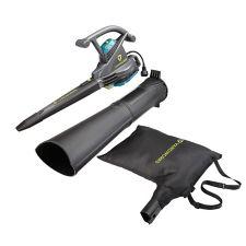 yardworks 12a electric leaf blower vacuum canadian tire. Black Bedroom Furniture Sets. Home Design Ideas