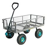 Yardworks Garden Mesh Cart