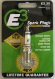 E3 Spark Plug With Lifetime Guarantee, E3 20