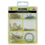 Buildex Picture Hanging Kit, 48-pc