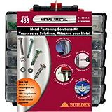 Buildex 435-piece Metal Fastener Kit